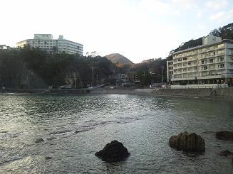 下田海浜ホテルと東急ホテルblog.JPG